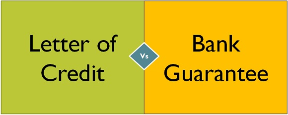 DIFFERENCE BETWEEN STANDBY LETTER OF CREDIT AND BANK GUARANTEE
