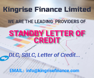 SBLC/SLOC Financing, monetizers of bank instruments | Kingrise Finance Limited